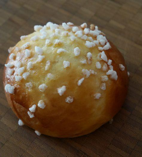 Boule au sucre perlé
